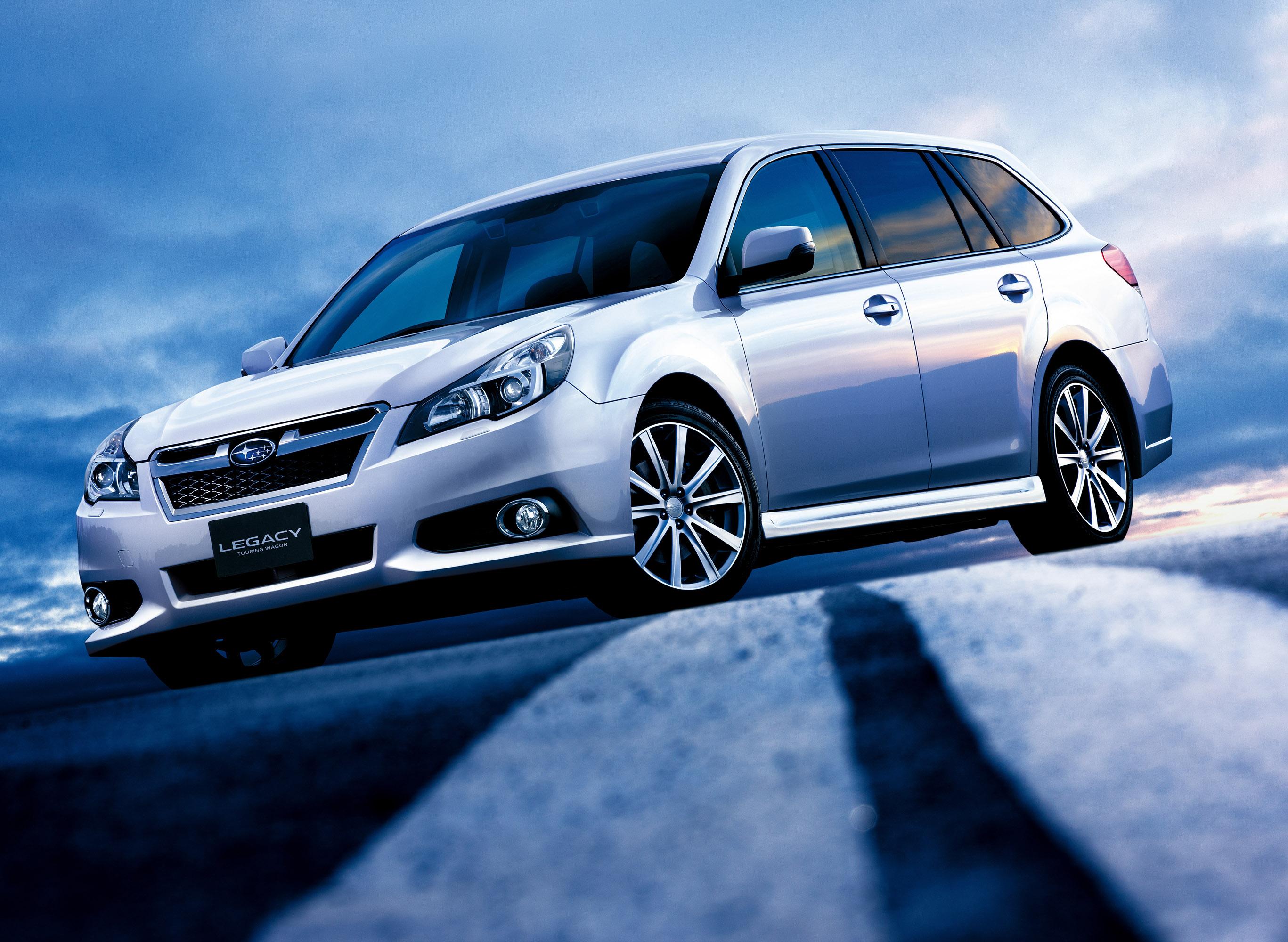 Subaru Legacy и Outback - обновленной и обновляется - фотография №3