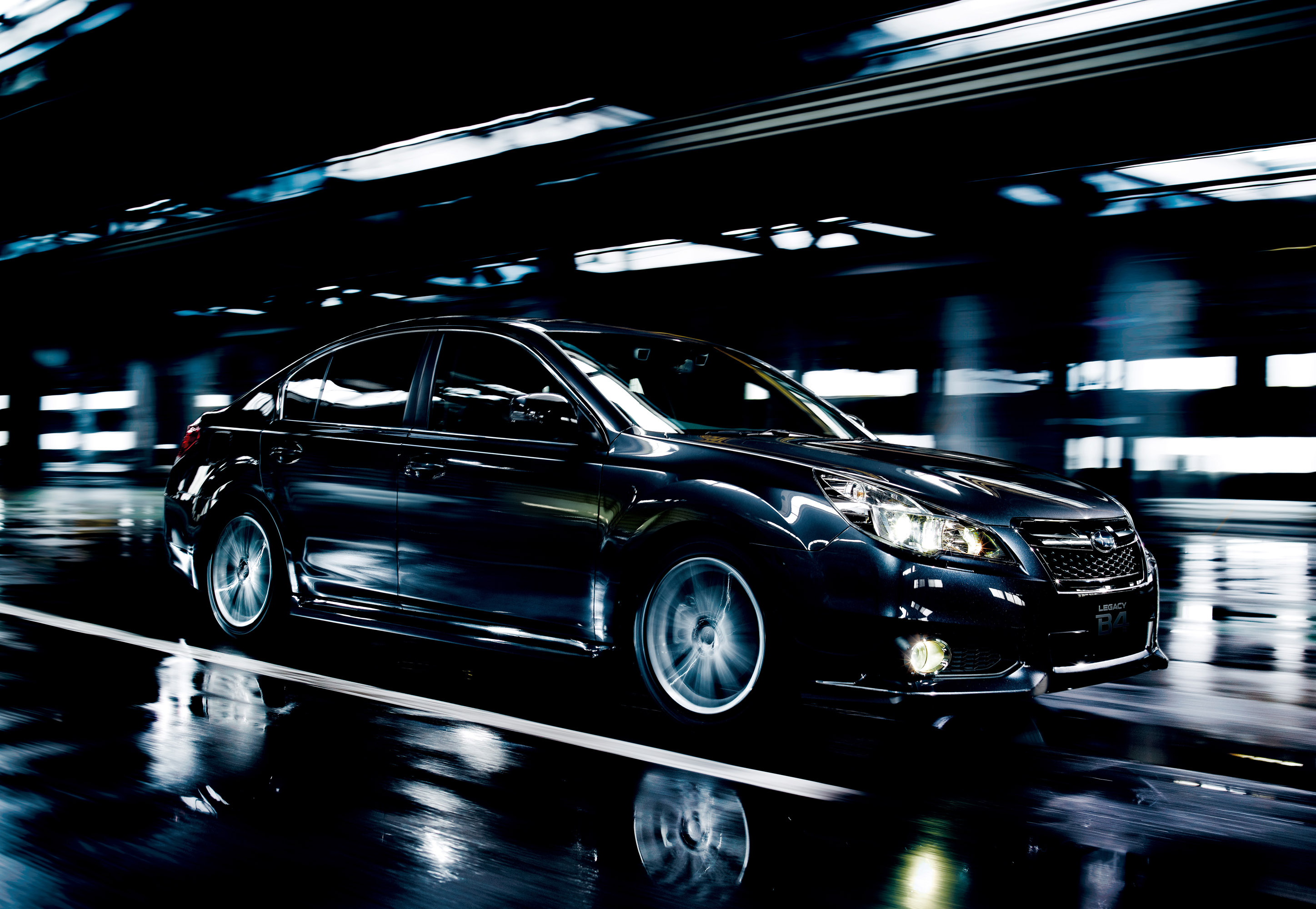 Subaru Legacy и Outback - обновленной и обновляется - фотография №4