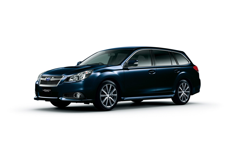 Subaru Legacy и Outback - обновленной и обновляется - фотография №5