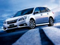 Subaru Legacy Touring Wagon and B4