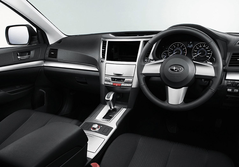 Subaru Legacy: Touring Wagon, Outback B4 - фотография №3