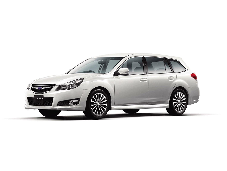 Subaru Legacy: Touring Wagon, Outback B4 - фотография №4