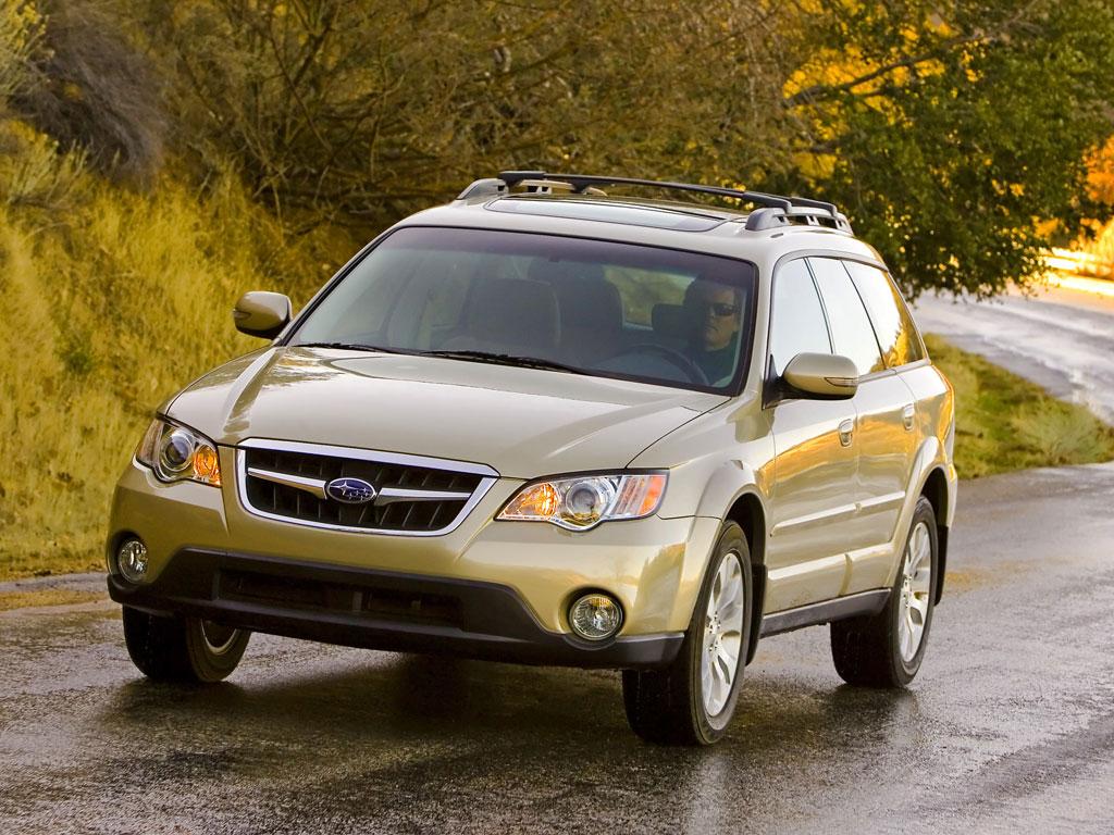 Subaru Outback и Legacy - фотография №3