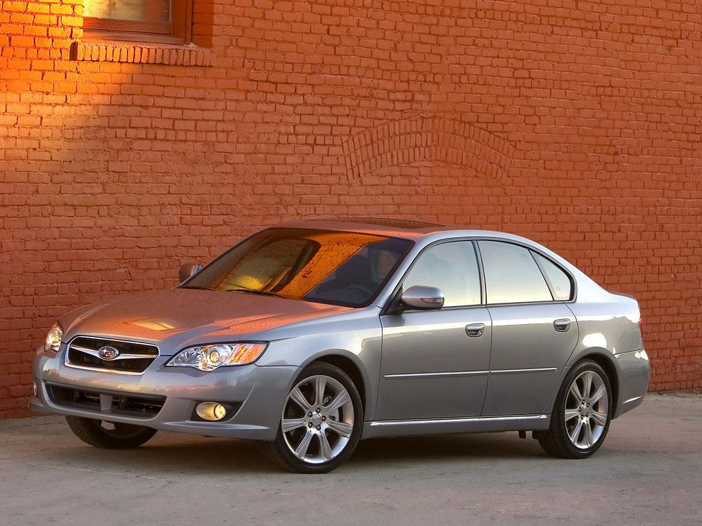 Subaru Outback и Legacy - фотография №4