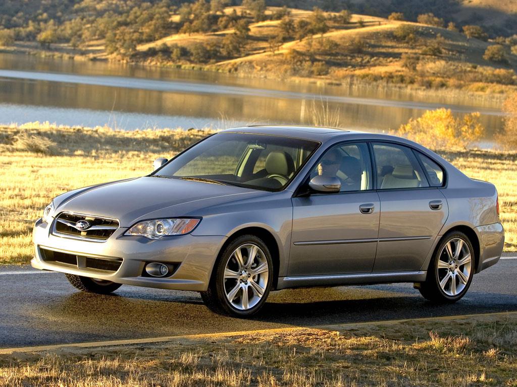 Subaru Outback и Legacy - фотография №5