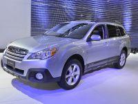Subaru Outback New York 2012