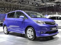 Subaru Trezia Geneva 2011