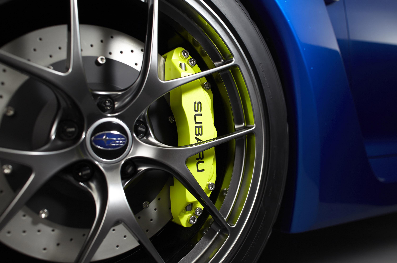 Subaru WRX Concept - фотография №7