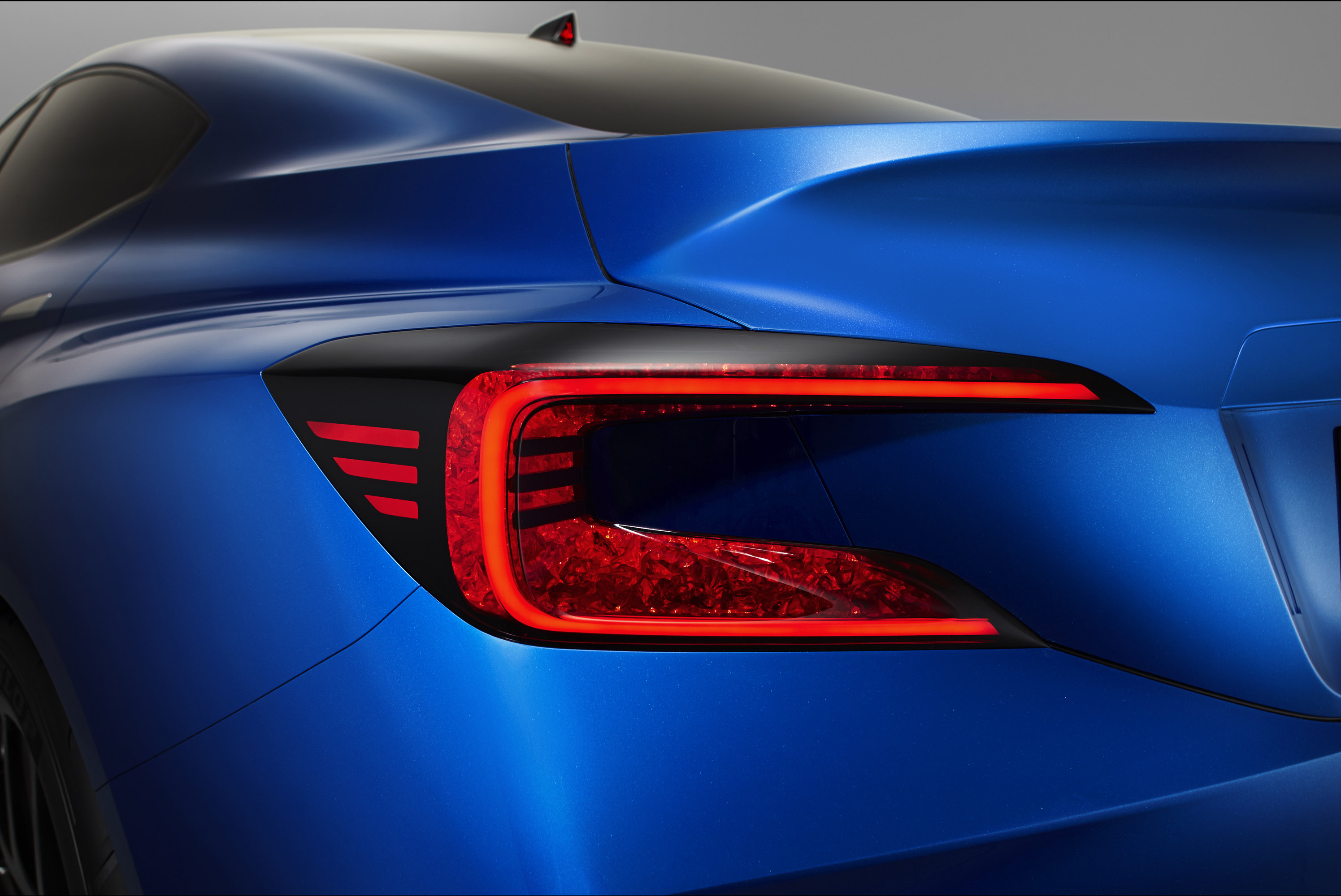 Subaru WRX Concept - фотография №9