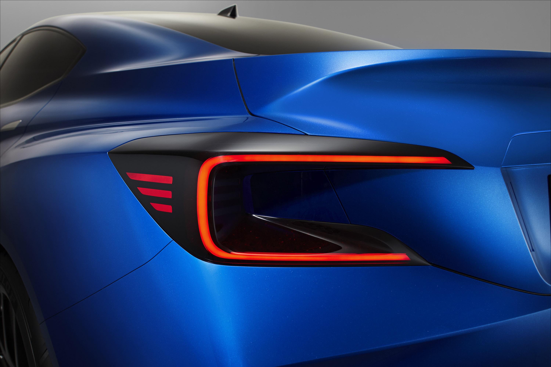 Subaru WRX Concept - фотография №10