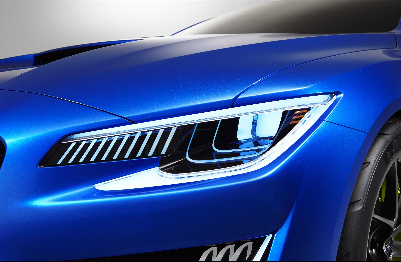 Subaru WRX Concept - фотография №12
