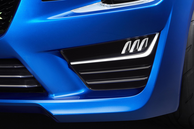 Subaru WRX Concept - фотография №15