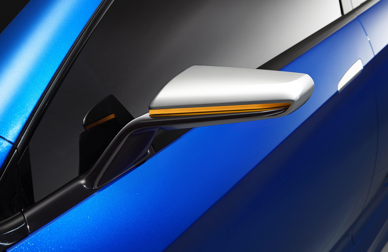 Subaru WRX Concept - фотография №17