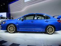 Subaru WRX STI Detroit 2014