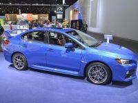 Subaru WRX STI Detroit 2015