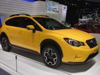 Subaru XV Crosstrek Special Edition Detroit 2015