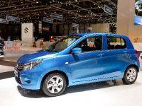 Suzuki Celerio Geneva 2014