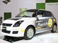 Suzuki SWIFT Plug-in Hybrid Tokyo 2009