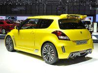 Suzuki Swift S-Concept Geneva 2011