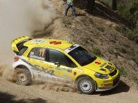 2008 Suzuki SX4 WRC Rally Greece