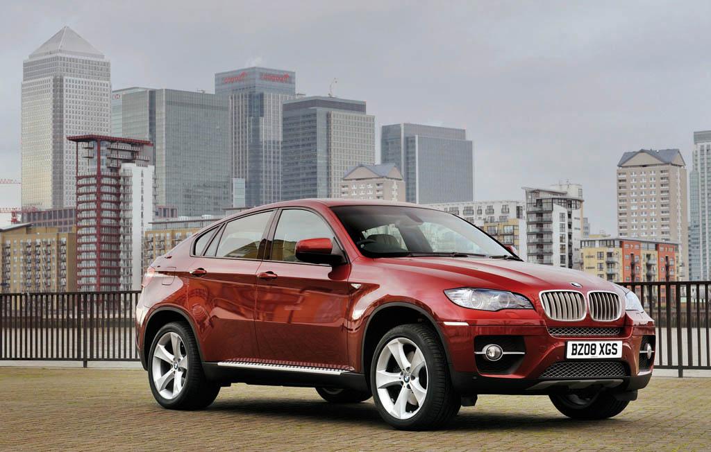 """BMW X6 выигрывает \""""Off Road\"""" журналом опрос читателей - фотография №1"""