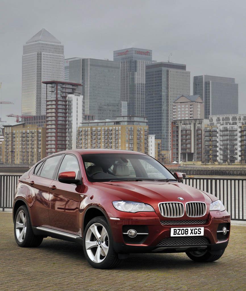"""BMW X6 выигрывает \""""Off Road\"""" журналом опрос читателей - фотография №2"""