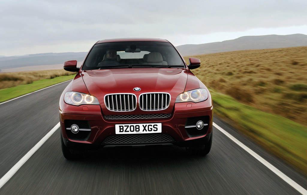 """BMW X6 выигрывает \""""Off Road\"""" журналом опрос читателей - фотография №6"""