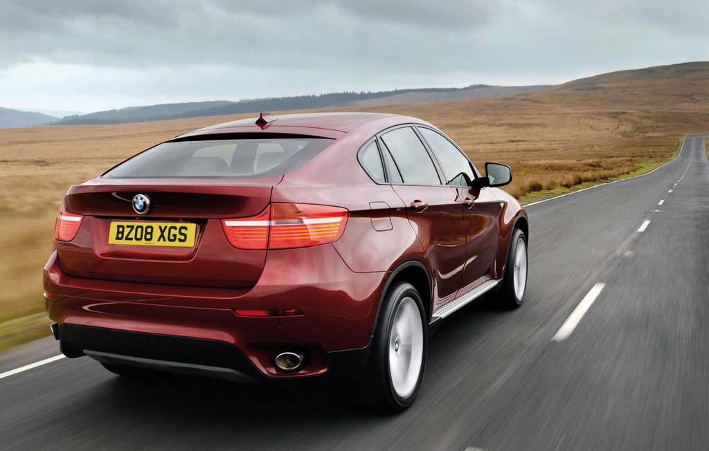 """BMW X6 выигрывает \""""Off Road\"""" журналом опрос читателей - фотография №7"""