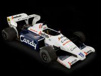 Toleman TG184-2 F1 - Ayrton Senna