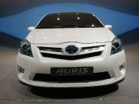 Toyota Auris HSD Full Hybrid Concept Frankfurt 2009