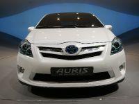 Toyota Auris HSD Full Hybrid Concept Frankfurt 2011