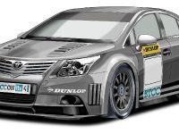 Toyota Avensis BTCC by GPR Motorsport