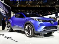 Toyota C-HR Concept Paris 2014