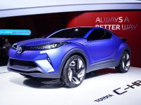 Toyota C-HR Concept Paris 2014
