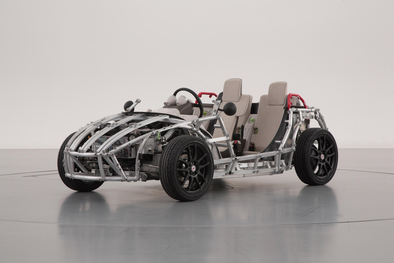 Микроавтомобили своими руками