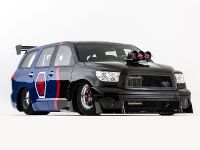 Toyota DragQuoia Family Sequoia Dragster Concept