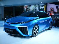 Toyota FCV Concept Detroit 2014
