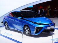 Toyota FCV Paris 2014