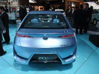 Toyota FCV-R Concept Detroit 2013