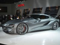 Toyota FT-1 Detroit 2015