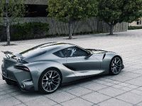 Toyota FT-1 Sports Car Concept