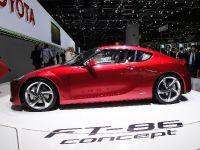 Toyota FT-86 concept Geneva 2010