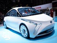 Toyota FT-Bh Concept Geneva 2012