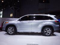 Toyota Highlander SUV New York 2013