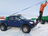 Toyota Hilux Claims Second Pole Position