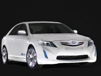 Toyota Hybrid Camry Concept Vehicle