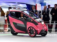 Toyota i-Road Paris 2014