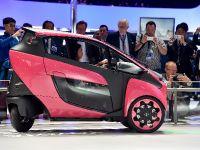 Toyota i-Road Paris 2014