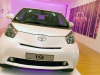 Toyota iQ at the Royal College of Art