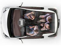 Toyota iQ-Slim Seat design
